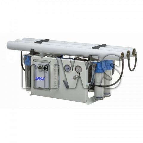 Σύστημα Αντίστροφης Όσμωσης MWS DESAL - 3000