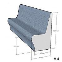 gultas-V-4-matmenys